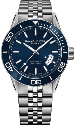 Raymond Weil Freelancer Mens 2760-st3-50001