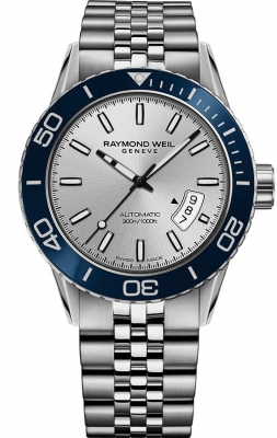 Raymond Weil Freelancer Mens 2760-st4-65001