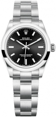 Rolex Oyster Perpetual 31mm 277200 Black