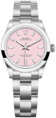 Rolex Oyster Perpetual 31mm 277200 Candy Pink