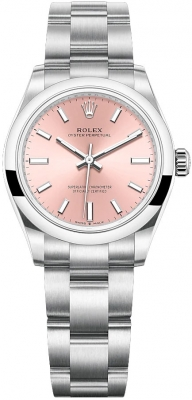 Rolex Oyster Perpetual 31mm 277200 Pink