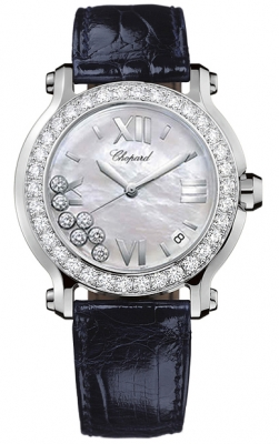 Chopard Happy Sport Round Quartz 36mm 278475-3038