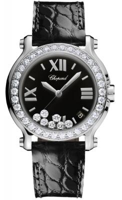 Chopard Happy Sport Round Quartz 36mm 277480-1001