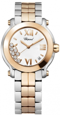 Chopard Happy Sport Round Quartz 36mm 278488-9001