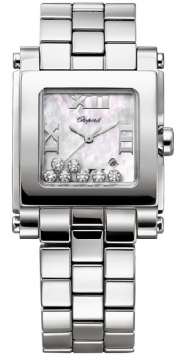 Chopard Happy Sport Square Quartz Medium 278496-3002