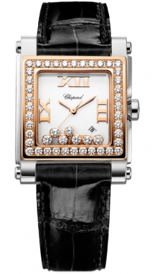 Chopard Happy Sport Square Quartz Medium 278497-9002