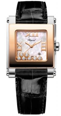 Chopard Happy Sport Square Quartz Medium 278497-9003