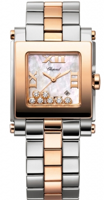 Chopard Happy Sport Square Quartz Medium 278498-9003