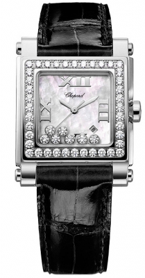 Chopard Happy Sport Square Quartz Medium 278504-2001
