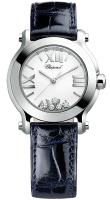 Chopard Happy Sport Round Quartz 30mm 278509-3001