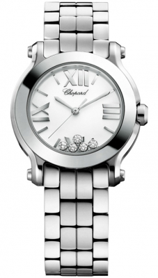 Chopard Happy Sport Round Quartz 30mm 278509-3002