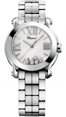 Chopard Happy Sport Round Quartz 30mm 278509-3006
