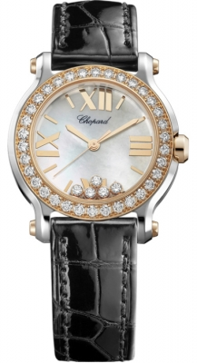 Chopard Happy Sport Round Quartz 30mm 278509-6006