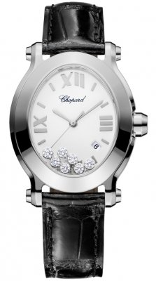 Chopard Happy Sport Oval Quartz 278546-3001