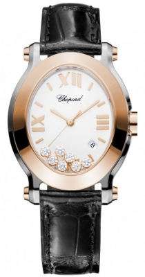 Chopard Happy Sport Oval Quartz 278546-6001