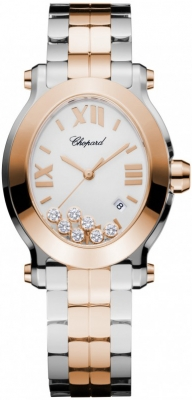 Chopard Happy Sport Oval Quartz 278546-6003