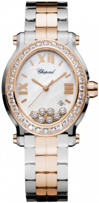 Chopard Happy Sport Oval Quartz 278546-6004