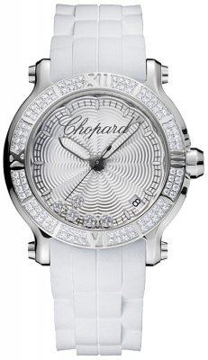 Chopard Happy Sport Round Quartz 36mm 278551-3003
