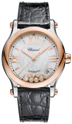 Chopard Happy Sport Medium Automatic 36mm 278559-6008