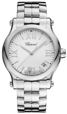 Chopard Happy Sport Round Quartz 36mm 278582-3002