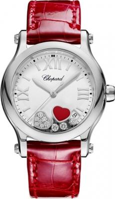 Chopard Happy Sport Round Quartz 36mm 278582-3005