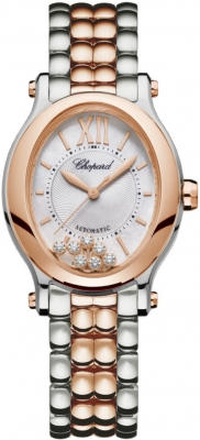 Chopard Happy Sport Oval Automatic 278602-6002