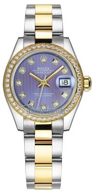 279383RBR Lavender Diamond Oyster