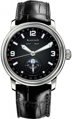 Blancpain Leman Moonphase & Complete Calendar 2863-1130a-53b