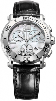 Chopard Happy Sport Chronograph Quartz 42mm 288499-3006