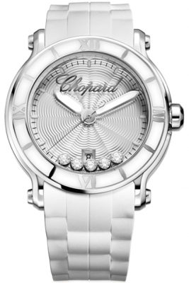 Chopard Happy Sport Round Quartz 42mm 288525-3002