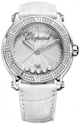 Chopard Happy Sport Round Quartz 42mm 288525-3003
