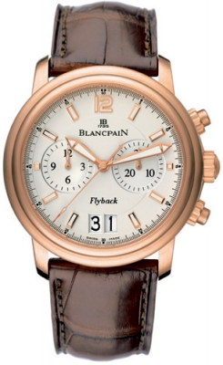Blancpain Leman Flyback Chronograph & Big Date 2885f-36b42-53b