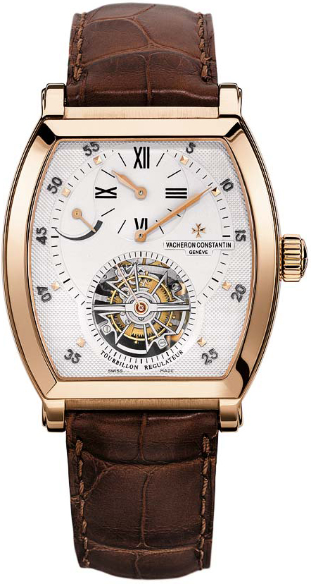 Vacheron Constantin 30080/000r-9257 Malte Tonneau Regulator Tourbillon Mens Watches