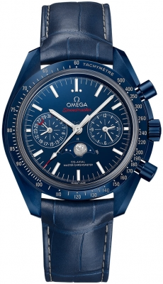 Omega Speedmaster Moonphase Co-Axial Master Chronometer Chronograph 44.25mm 304.93.44.52.03.001