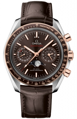 Omega Speedmaster Moonphase Co-Axial Master Chronometer Chronograph 44.25mm 304.23.44.52.13.001