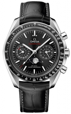 Omega Speedmaster Moonphase Co-Axial Master Chronometer Chronograph 44.25mm 304.33.44.52.01.001