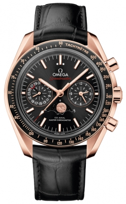 Omega Speedmaster Moonphase Co-Axial Master Chronometer Chronograph 44.25mm 304.63.44.52.01.001