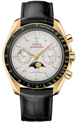 Omega Speedmaster Moonphase Co-Axial Master Chronometer Chronograph 44.25mm 304.63.44.52.02.001