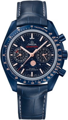 Omega Speedmaster Moonphase Co-Axial Master Chronometer Chronograph 44.25mm 304.93.44.52.03.002