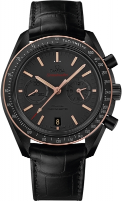Omega Speedmaster Moonwatch Co-Axial Chronograph 311.63.44.51.06.001 DARK SIDE OF THE MOON SEDNA BLACK