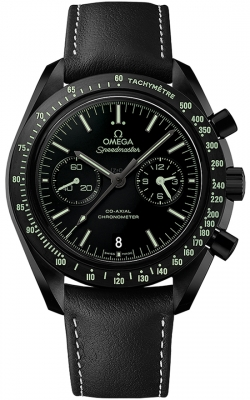 Omega Speedmaster Moonwatch Co-Axial Chronograph 311.92.44.51.01.004 DARK SIDE OF THE MOON PITCH BLACK