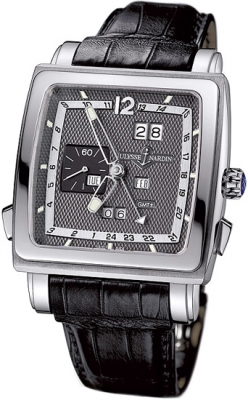 Ulysse Nardin Quadrato Dual Time Perpetual 320-90/69