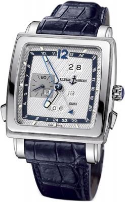 Ulysse Nardin Quadrato Dual Time Perpetual 320-90/61