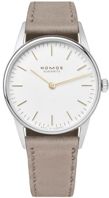 Nomos Glashutte Orion 33 Duo 32.8mm 320