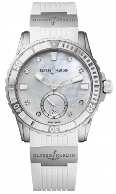 Ulysse Nardin Diver Lady Automatic 40mm 3203-190-3/10