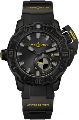 Ulysse Nardin Deep Dive 46mm 3203-500LE-3/Black-OMW