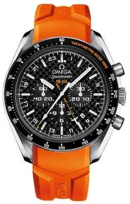 Omega Speedmaster HB-SIA GMT Chronograph SOLAR IMPULSE 321.92.44.52.01.003