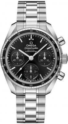 Omega Speedmaster Co-Axial Chronograph 38mm 324.30.38.50.01.001