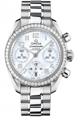 Omega Speedmaster Lady Chronograph 38mm 324.15.38.40.05.001