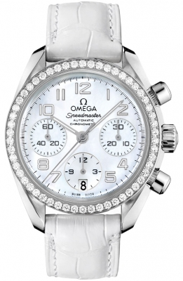 Omega Speedmaster Lady Chronograph 38mm 324.18.38.40.05.001